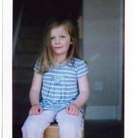 Polaroid 405 Instant Film Back
