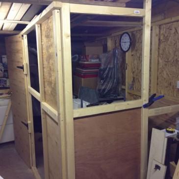 The Darkroom Build!